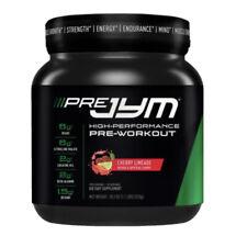 Jym Supplement Pre-workout Powerhouse Cherry Limeade 20 Srvs Jym #Kaged# C4