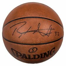 Blake Griffin Signed Spalding Game Used Basketball Los Angeles Clippers Beckett