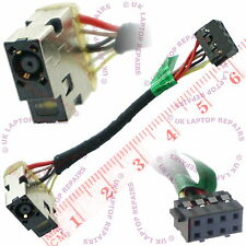 HP 17-F239NG DC Power Jack Power Socket Charging Port Cable Connector