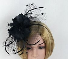 Feathers Special Occasion Handmade Fascinators for Women