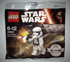 LEGO polybag 30602 First order stromtooper star wars NEUF EXCLUSIF Disney