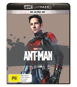 Antman - 4K Ultra HD