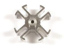 Engine Cooling Fan Spacer Kit Mr Gasket 2391 1/2'' thick