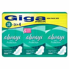 Always Ultra Protection Normal Plus With Wings (38 per pack) (Pack of 6)