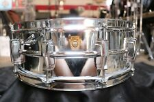 Ludwig 5x14 Supraphonic Snare Drum w/Brass Hoops Vintage 1960's