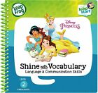 LeapFrog LeapStart Activity Book: Disney Princess Shine with Vocabulary (3D)