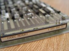 Studer ReVox    D820   Codec Memory  1.861.858.21