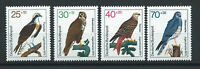 Allemagne - RFA N°604/7** (MNH) 1973 - Oiseaux rapaces