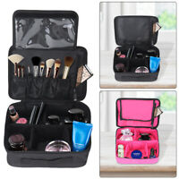 Professional Large Make-Up Bag Vanity Case Box Cosmetic Nail Tech Storage Beauty