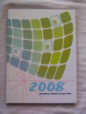 2008 NASHVILLE SCHOOL OF THE ARTS  YEARBOOK NASHVILLE, TENNESSEE