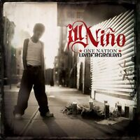 "ILL NINO ""ONE NATION UNDERGROUND"" CD NEU!!!!!!"