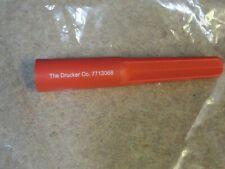 2 Drucker Tube Adapter 7713068 Red New Open Box