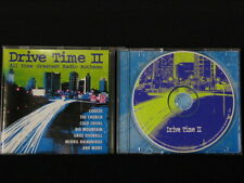 Drive Time II. Radio Anthems. Compact Disc. Cold Chisel Dragon Church Icehouse