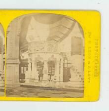 B1168 L & L 122 Copie de la Chaire de Piso 1867 Exposition Universelle Paris D