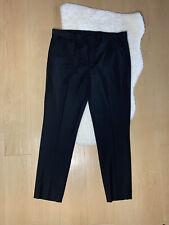 Express Mens Size 34x30 Extra Slim Dress Pants Stretch Wrinkle Resistant Black