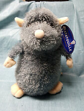 "New listing Original Plush Rat Disney Pixar Ratatouille Toy w Tag 12 "" Tall"