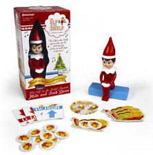 the Elf on the Shelf Hide & Seek Game a Christmas Tradition Book & Elf Doll BOY