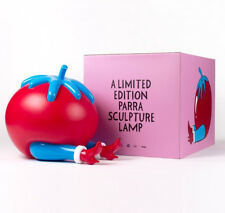 """Give Up Tomato 11"""" Lamp Sculpture Limited Edition by Piet Parra x Case Studyo"""