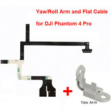 Gimbal Yaw Arm Replacement& Ribbon Cable For DJI Phantom 4 Pro Camera Drone Quad