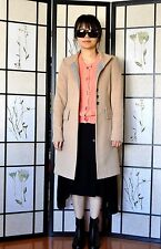 ZARA WOMEN CAMEL COAT Size XS Fits 0 to 2