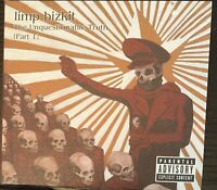 Limp Bizkit - The Unquestionable Truth Part 1[PA] [Digipak] (CD, 2005, Geffen)