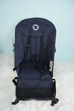Bugaboo Frog Stroller Canvas Seat Fabric Navy 5 point