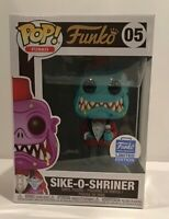 Funko POP! Vinyl Figure -Spastik Plastik -SIKE-O-SHRINER (Teal) #05 *Funko Shop*