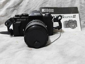 Ricoh KR 5 Super II Camera w/ 35-70 Zoom Lens