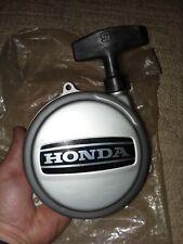NOS OEM Honda ATC90 Recoil Starter Assy. (Cloud Silver) 28400-918-00AU