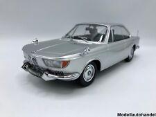 BMW 2000 CS 1965 - silber - 1:18 KK-Scale