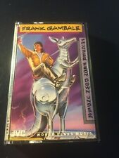 Frank Gambale Thunder from Down Under  cassette