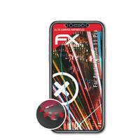 atFoliX 3x Anti Shock Screen Protector for Apple iPhone 11 Pro matt&flexible