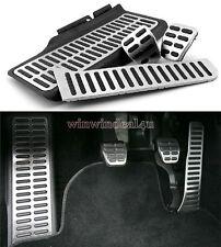 ACCELERATOR BRAKE CLUTCH FOOT REST MT PEDAL FOR VW GOLF MK6 JETTA MK5 SCIROCCO
