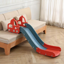 Kid Slide 135cm Long Silde Activity Center Toddlers Play Set Toy Playground Play