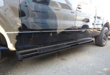 Drop Steps Black Fit 2009-2014 Ford F-150