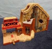 Thomas & Friends Wooden Railway Train Tank Engine Talking Morgan's Mine RFID