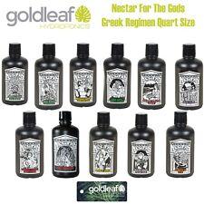 Nectar For The Gods Complete Nutrient Kit The Greek Regimen Quart Size