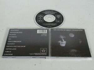 The Sisters Of Mercy ‎– Floodland / Wea ‎– CD 60762 CD Álbum