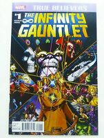 Marvel INFINITY GAUNTLET (2015) #1 Key AVENGERS ENDGAME Thanos NM 9.4 Ships FREE