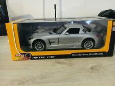 MotorMax Speed Track 1/24 1 24 Mercedes Benz SLS AMG GT3