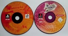 *DISK ONLY* Dancing Stage Party Edition & Fever Playstation 1 One PS1 PSOne PS