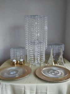 Crystal Chandelier Table Centerpiece