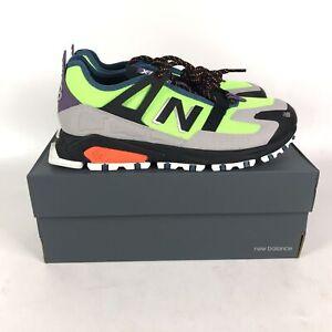 New Balance X-Racer XRCT Lifestyle Shoes Mens Size 11 Lime MSXRCTCC
