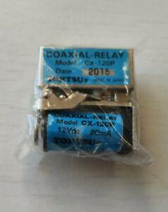 Coaxial relay Tohtsu CX-120P SPDT  Antenna Relay coaxial RF switching