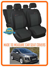 Fully Tailored Car seat covers for Peugeot 3008  2008 - 2016 full set
