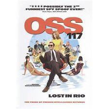 OSS 117: Lost in Rio (DVD, 2010) Brand New