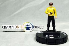 Heroclix Star Trek Away Team Ensign Chekov #007 Common w/ Card