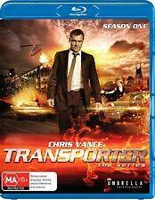 TRANSPORTER : THE TV SERIES SEASON 1  -  Blu Ray - Sealed Region B for UK