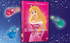 LA BELLA ADDORMENTATA NEL BOSCO repack 2015 Disney -DVD sigill EDICOLA slipcover