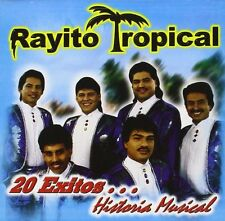 Rayito Tropical 20 Exitos Historia Musical CD New Nuevo Sealed